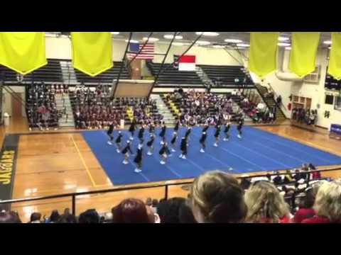 Farmville Central High School PreStates 11/14/2015