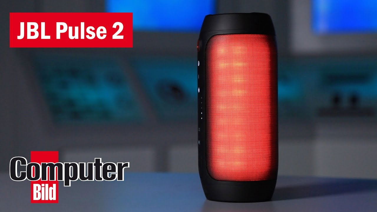 Jbl Pulse 2 Leuchtender Lautsprecher Im Test Youtube