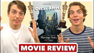 Marriage Story - Movie Review (Will it Win Oscar Gold?) | NYFF