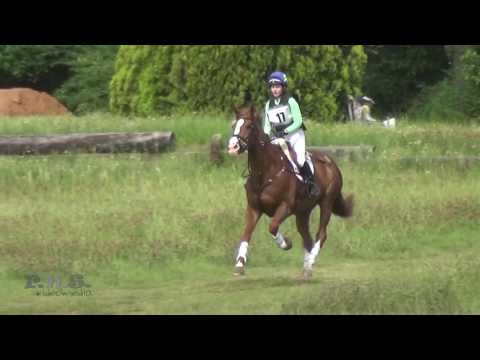 Audrey Green & Strategic Alliance Holly Hill Horse Trials April 2017