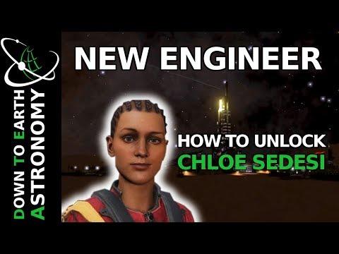 How to unlock Chloe Sedesi | Elite dangerous [August 2019]