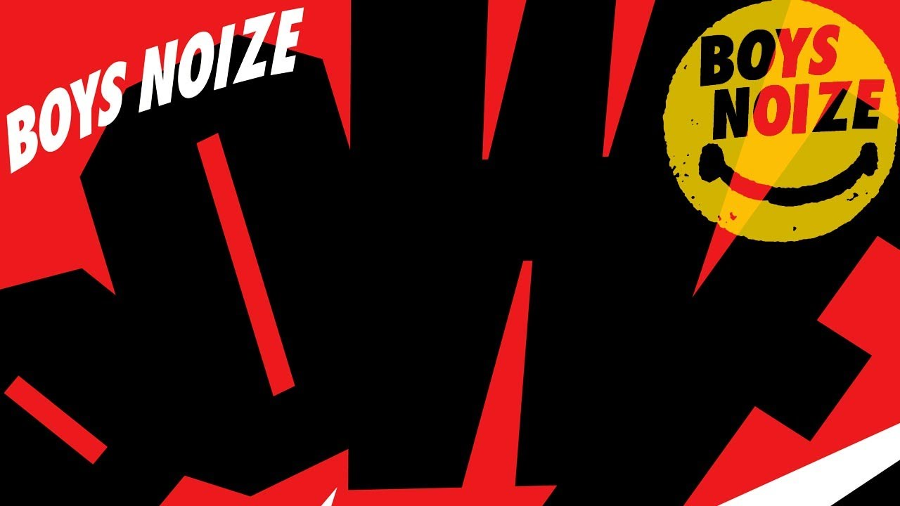 Download BOYS NOIZE - Kontact Me 'POWER' Album (Official Audio)