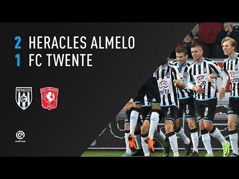 Heracles Almelo - FC Twente 2-1 | 09-03-2018 | Samenvatting
