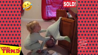 Try Not To Laugh Funny Family Fails Compilation 2018-19 || Viral TRND