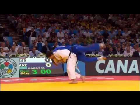 IJF World Judo Tour – Grand Slam, Prix, Masters & World Championships