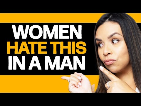 The #1 TURN OFF For Every Woman IS THIS!   | Apollonia Ponti