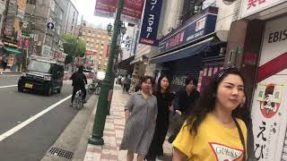 Walking To Otaku Road - Japan