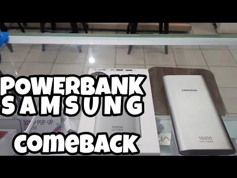 POWER BANK SAMSUNG 10.000mAh MURAAAAAAHHHH !!!!