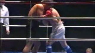 Aytekin vs. Shalaev Boxen Mittelgewicht