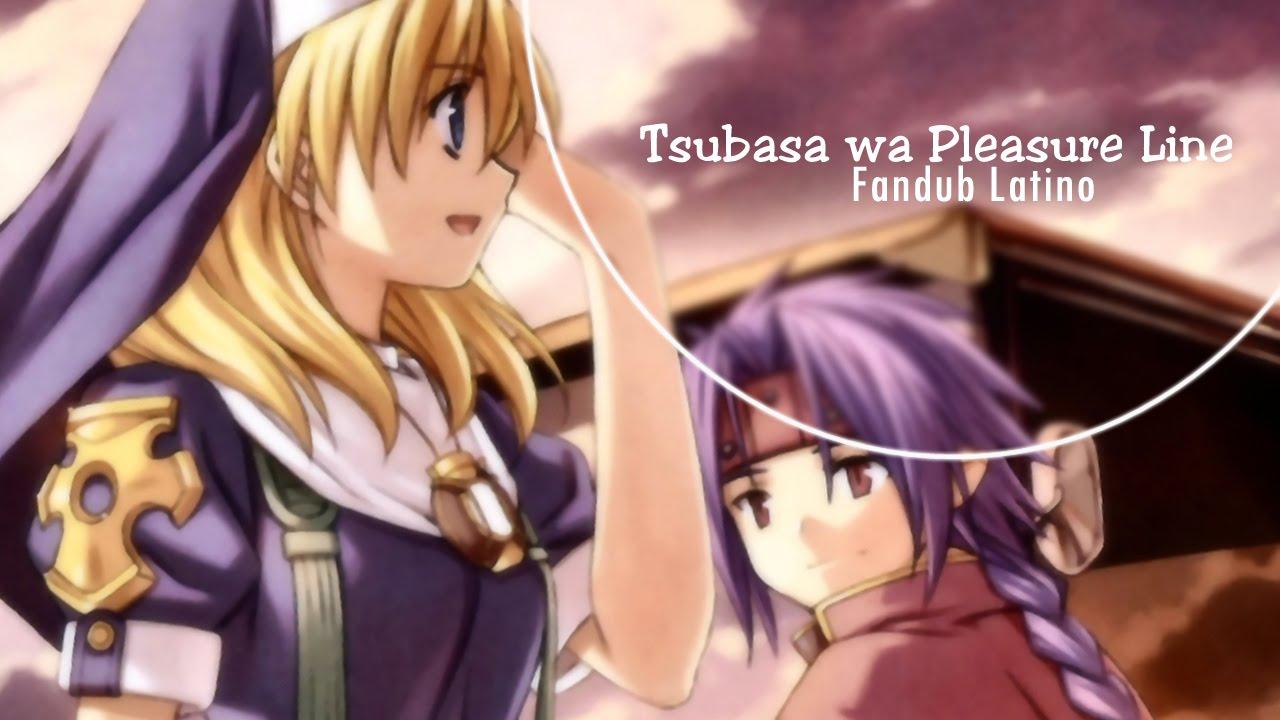 kuribayashi tsubasa wa pleasure line