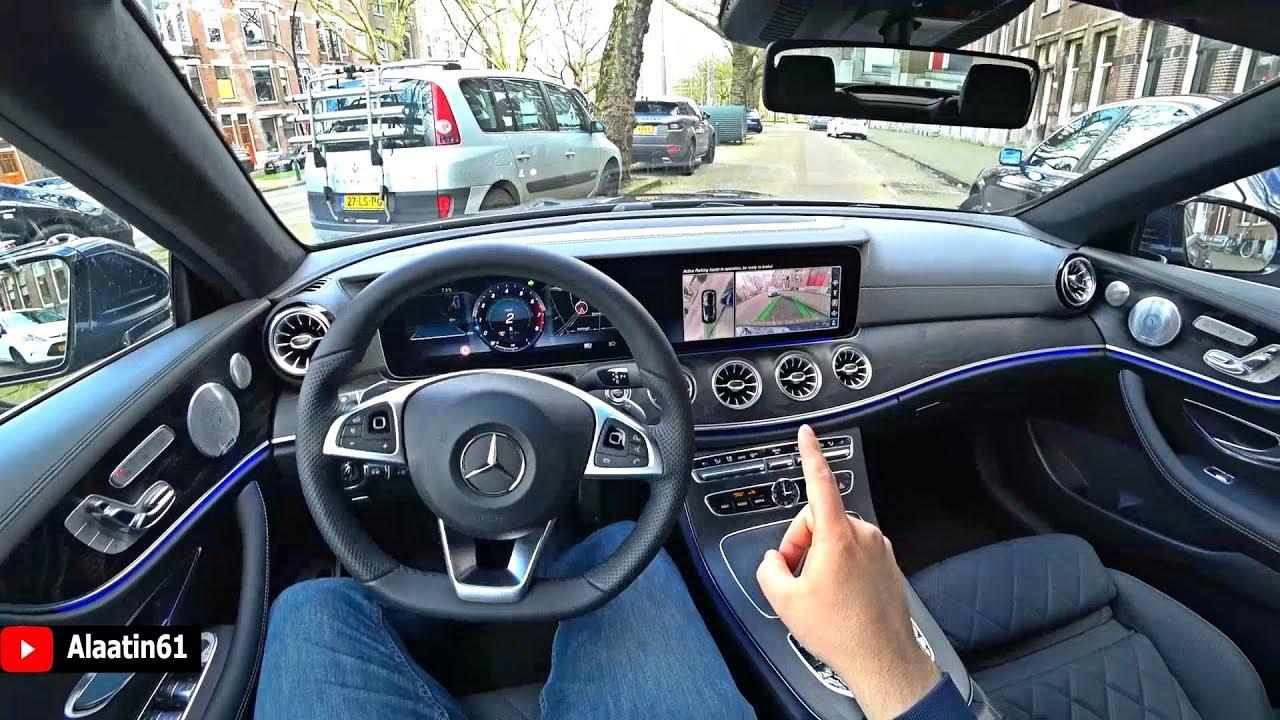 Mercedes-Benz 2018 NEW Active Park Assist System