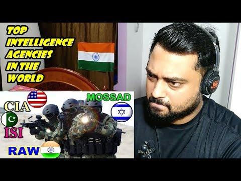 Indian Reacts to Top Intelligence Agencies In The World | by Mayank