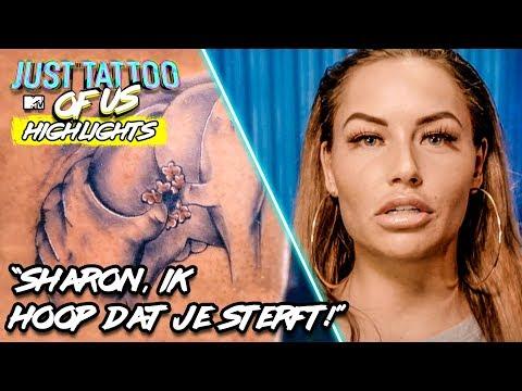 EX ON THE BEACH TWINS ZETTEN SMERIGE TATTOOS BIJ ELKAAR! | Just Tattoo of Us Benelux – Highlights