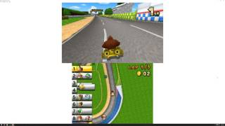 Nintendo 3DS Emulator (Citra 3DS) - Mario Kart 7