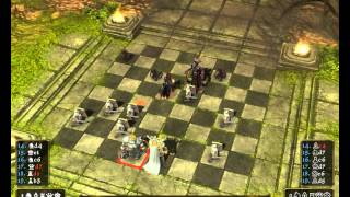 Игра: Battle vs Chess. Красивые шахматы. Кампания, часть 3