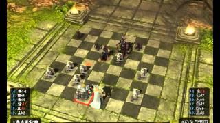 Игра: Battle vs Chess. Красивые шахматы. Кампания, часть 3