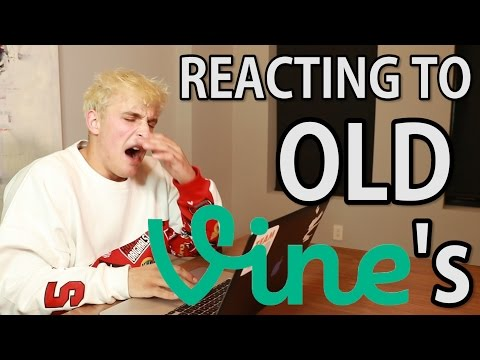 Thumbnail: REACTING TO MY OLD VINES!