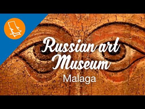 The Russian Art Museum in Málaga