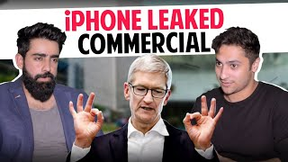 iPhonee 8, iPhonee X Commercial Leaked | Hasley India