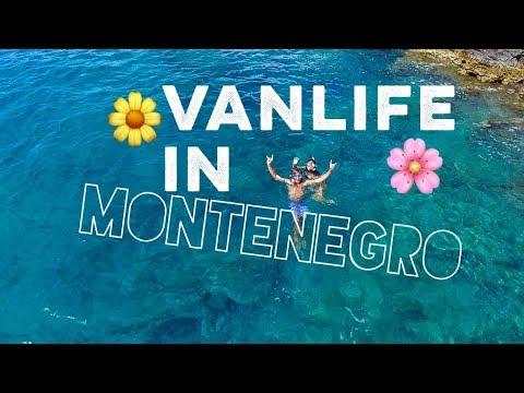 WILD Beauty + VanLife in MONTENEGRO!