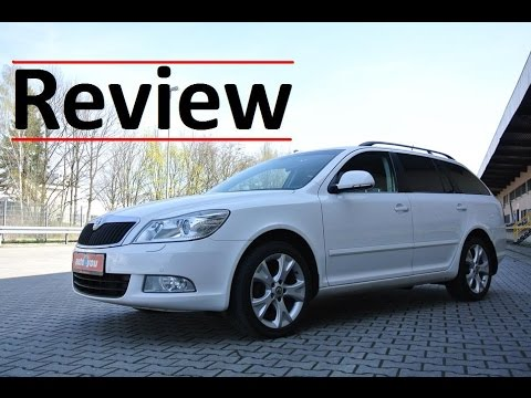 skoda octavia combi 1 4 tsi 2012 der freund der familie test review drive youtube. Black Bedroom Furniture Sets. Home Design Ideas
