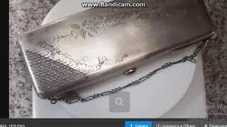 видео Оценить и продать столовое серебро