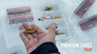 Phantom Lures · The Tilly · Ice Fishing & Open Water Tackle