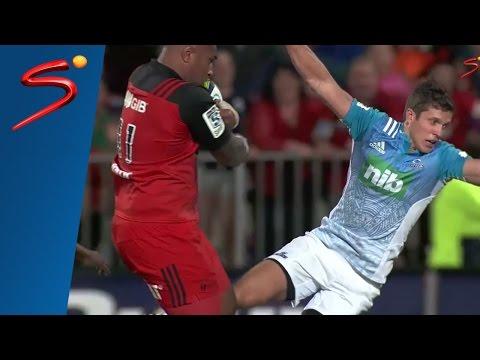 Super Rugby big hits 2016