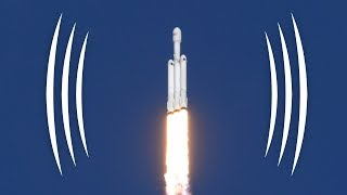 The Incredible Sounds of the Falcon Heavy Launch (BINAURAL AUDIO IMMERSION) - Smarter Every Day 189 thumbnail