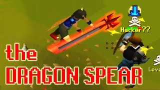 Dragon Spear Combo PKing 8M Profit in 1 Hour