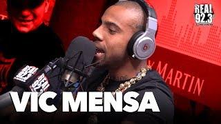 "Vic Mensa DESTROYS Freestyle w/ Bootleg Kev & Hed over Uzi & Pharrell's ""Neon Guts"" Instrumental"
