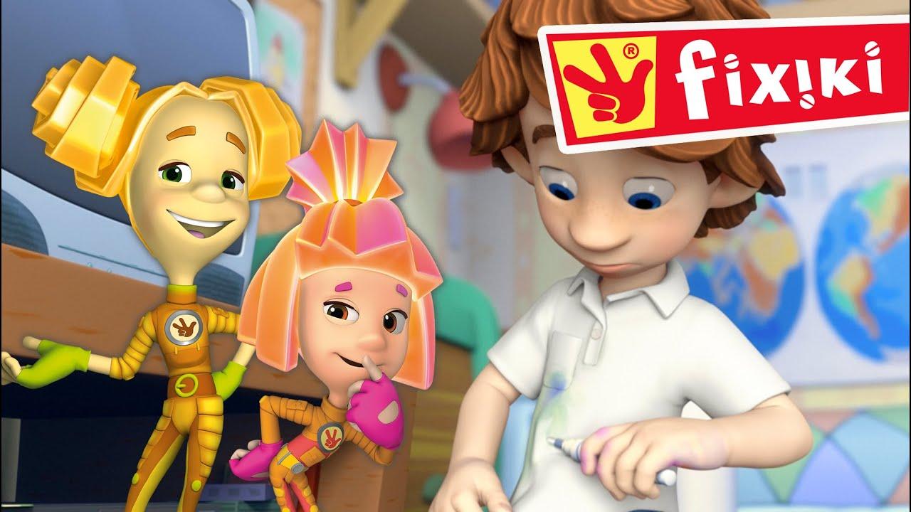 FIXIKI - Pata (Ep.58) Desene animate dublate în limba romana pentru copii