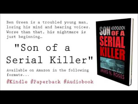 Audiobook sample: SON OF A SERIAL KILLER by James Ross
