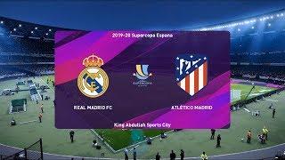 Buy me a coffee: https://ko-fi.com/corocusfinal of the 2019-20 supercopa de españareal madrid vs atletico madridit's time for #supercopadeespaña!#realmad...