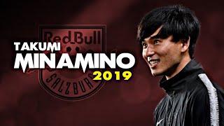 Cover images Takumi Minamino(南野拓実) ● Skills, Assists & Goals ● 2019/20|HD