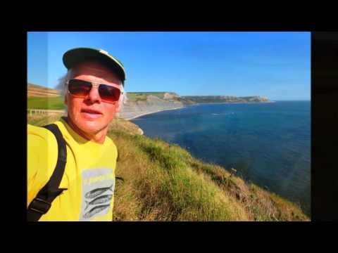 Hike along the Jurassic Coast - Dorset - England