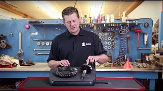 how to break in new ring pinion gears   differential tech tips