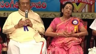C Narayana Reddy Song Singing Nannu Dochukunduvate
