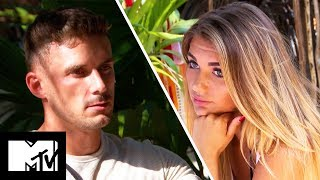 Ep #10 Beach Diaries: Aaron And Dominika Talk About Their Make Up Date | Ex On The Beach 9