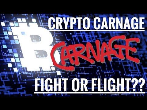 Crypto Carnage - Let go Shopping - Top 25 Crypto Review