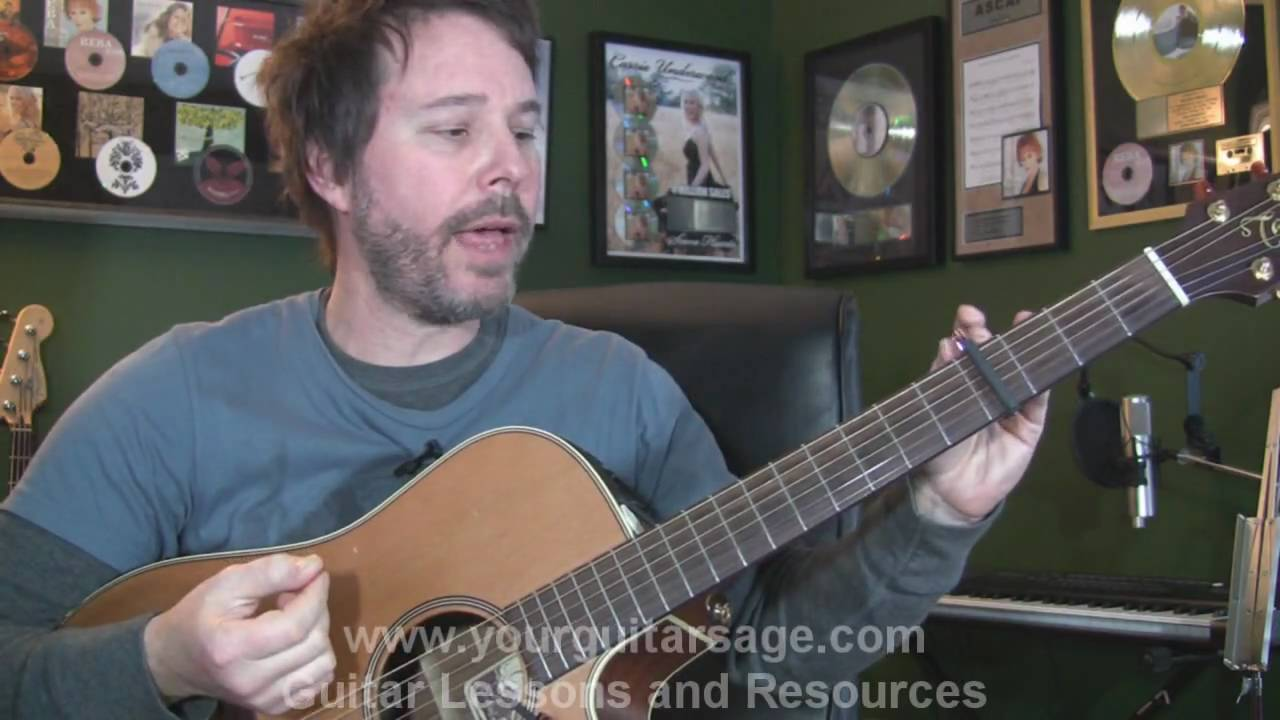 Smile By Uncle Kracker Guitar Lessons For Beginners Acoustic Songs