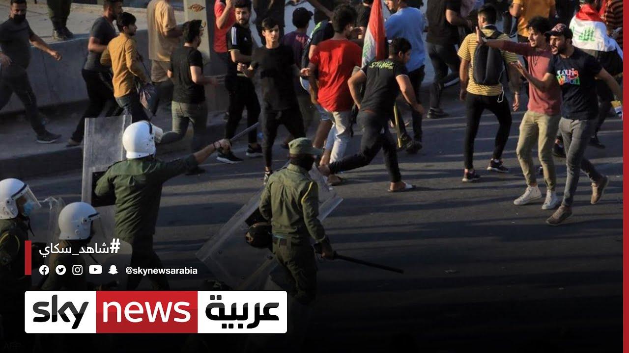 العراق..الأمم المتحدة تطلب نتائج التحقيق بجرائم قتل المتظاهرين