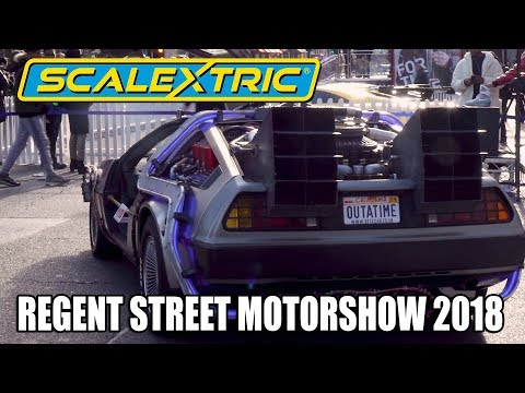 Scalextric | Regent Street Motor Show 2018