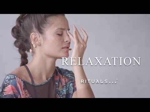 Relaxation – Ayurveda Yoga  – Yoga with Rituals