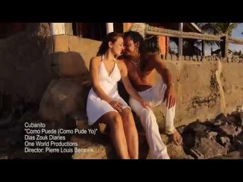 """Cubanito """"Como Puede"""" Zouk Dance Video In Porto Seguro, Brazil"""