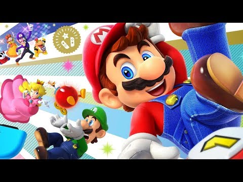 Super Mario Party with The Crew!