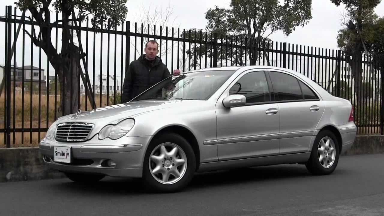 [Smile JV] Mercedes Benz, C200 Kompressor