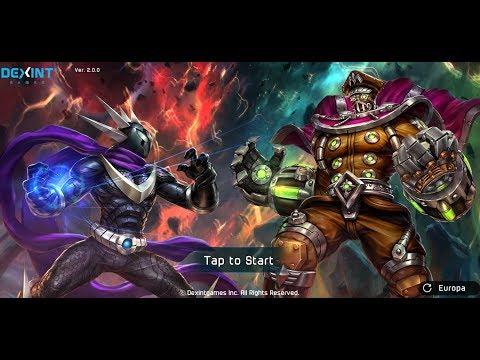 """Iron League """" Liga de Ferro """" Jogo de Smartphone disponível no Facebook Gameroom"""