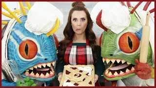 HEARTHSTONE CHERRY PIE - NERDY NUMMIES