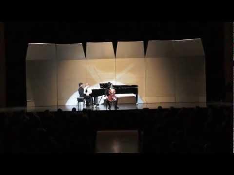 GALAKONZERT der Internationalen Musikakademie im Fürstentum Liechtenstein 2012 I Teil